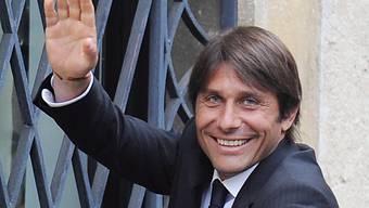 Antonio Conte übernimmt bei Juventus Turin