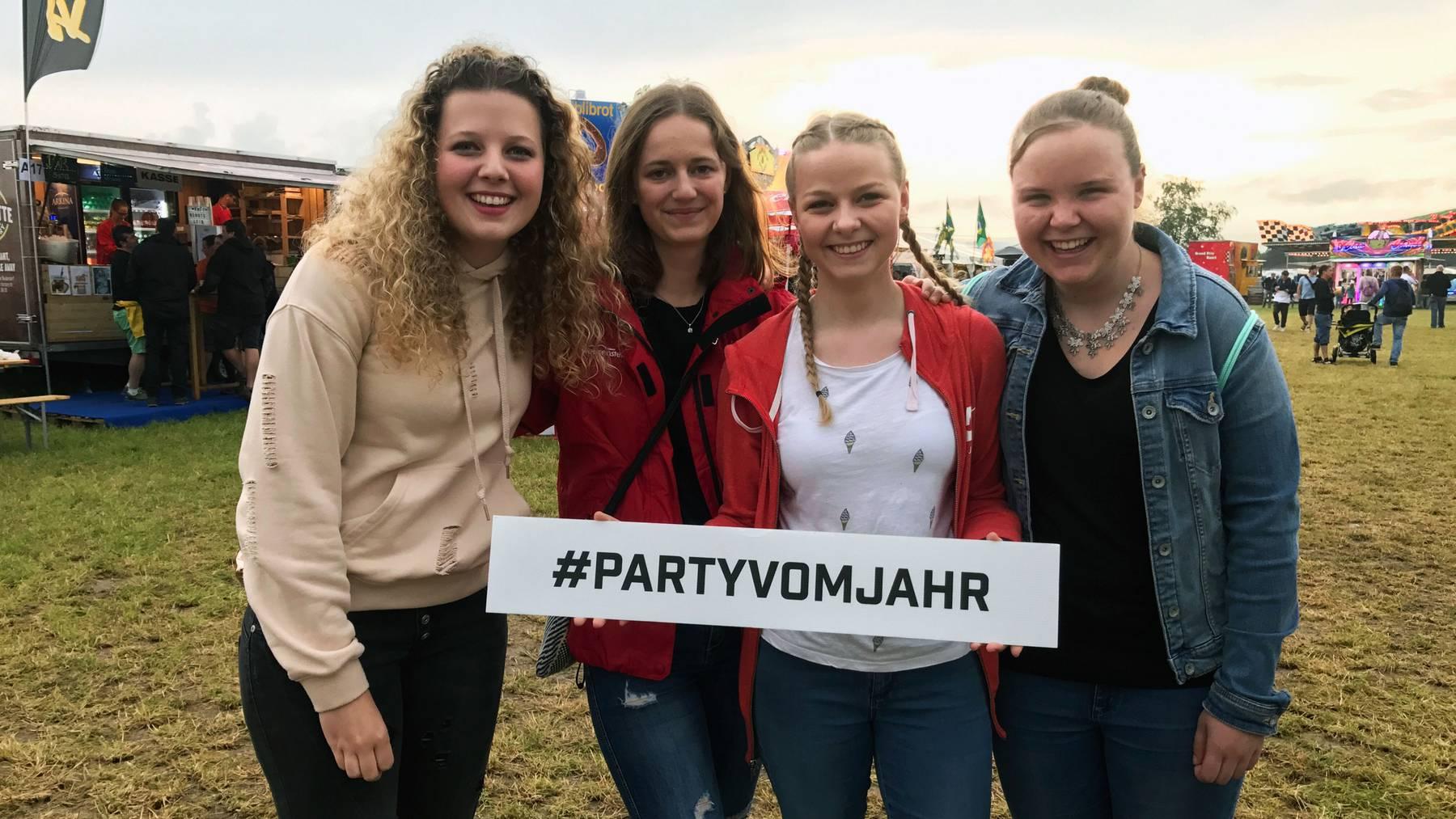 Argovia Fäscht 2018 #partyvomjahr