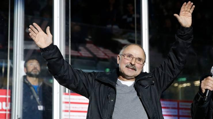 EHC-Biel-Legende Olivier Anken.