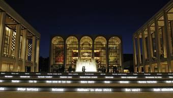 Das Lincoln Center in New York (Archiv)