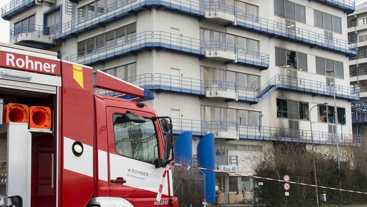 Die Rohner AG steht auch wegen ihrer Betriebsfeuerwehr in der Kritik.