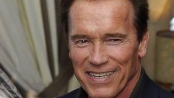 Arnold Schwarzenegger in Kitzbühl