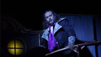 Jordan Shanahan hinterlässt in der Titelpartie des «Holländers» den stärksten Eindruck aller Solisten.
