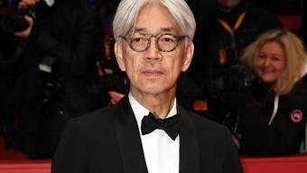 Der gefeierte Avantgarde-Komponist aus Japan, Ryuichi Sakamoto, hat in New York in seinem Lieblingsrestaurant die Musik ändern lassen. (Archivbild)