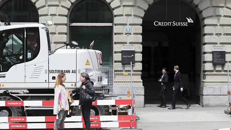 Aufholbedarf bei der Credit Suisse Schweiz: Die Bank will gemäss Aussagen ihres Chefs Thomas Gottstein wieder mehr investieren und mehr Kundennähe zeigen.