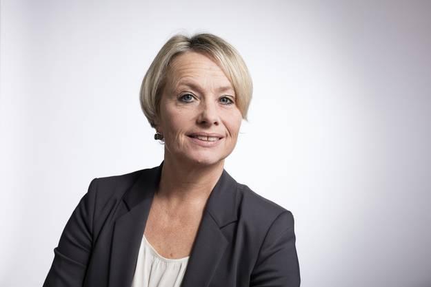 Elisabeth Schneider-Schneiter (CVP), Präsidentin der APK: «Nun kann ein Nein zur Kündigungsinitiative ein wichtiges Zeichen sein.»
