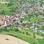 Kommt in den nächsten Jahren eine Fusion von Oberhof und Wölflinswil angeflogen? Knapp die Hälfte kann es sich vorstellen.