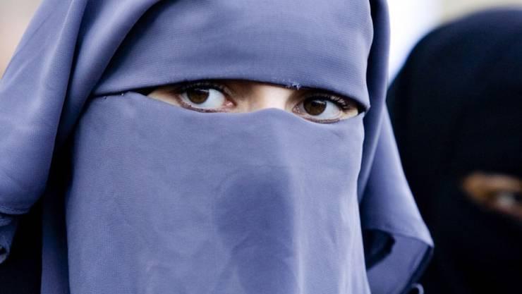Islam-Theologen sind gegen die Vollverschleierung (Symbolbild)