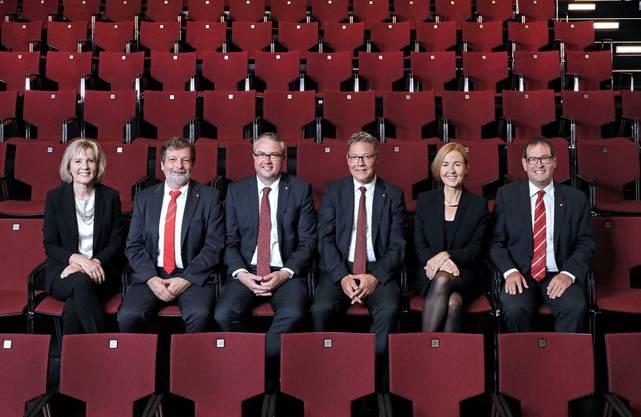 Solothurner Regierungsrat 2017