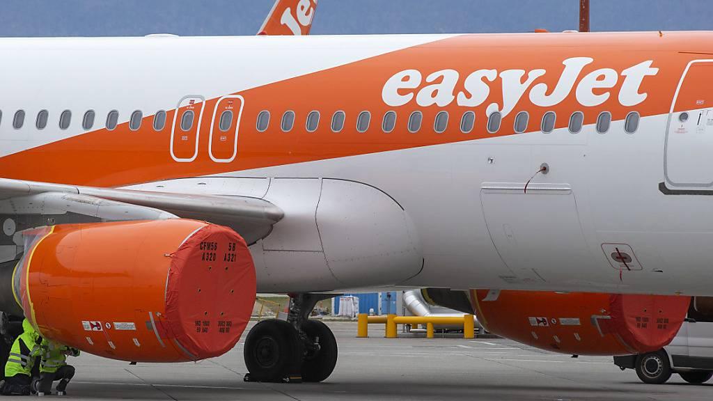 Easyjet klopft bei der Schweiz für Staatshilfe an