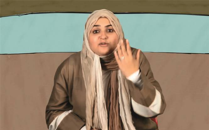 Internet-Comedy aus Saudiarabien