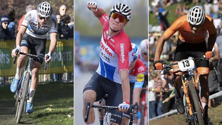 Mathieu van der Poel dominiert den Radsport nach Belieben.