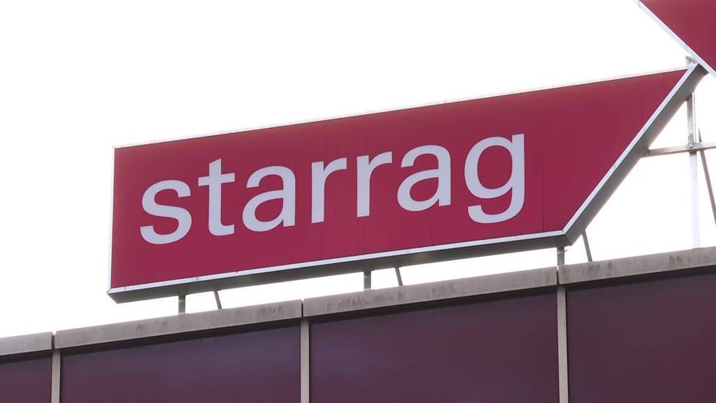 Kurznachrichten: Starrag, Bencic, Steingruber