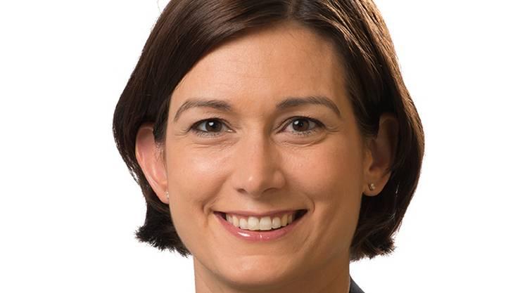 Maja Riniker, FDP-Grossrätin.