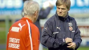 Johan Vogels Nati-Karriere endet mit einer Drohung.