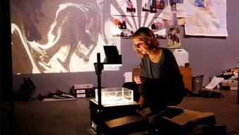Kornelia Lüdorff spielt Kriegsberichterstatterin Anna Politkowskaja.
