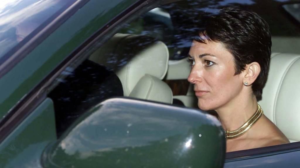 Epsteins Ex-Partnerin Maxwell will gegen Millionen-Kaution aus Haft