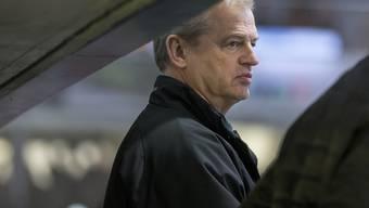 Konnte mit Olten einen wichtigen Sieg feiern: Trainer Bengt-Ake Gustafsson