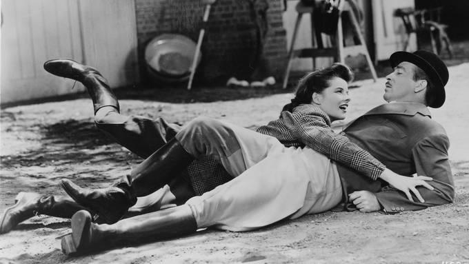 Mit «The Philadelphia Story» eroberte Katharine Hepburn ihr Publikum zurück.