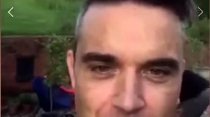 Robbie Williams hilft beim Heiratsantrag