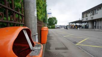 Nicht alles für den Kübel im Bahnhofareal Muri, aber vieles muss überdenkt werden.