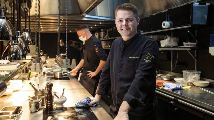 Stefan Heilemann wurde von «Gault Millau» als «Koch des Jahres 2021» ausgezeichnet.