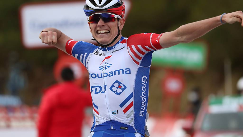Gaudu gewinnt 11. Etappe - Roglic und Carapaz weiter zeitgleich