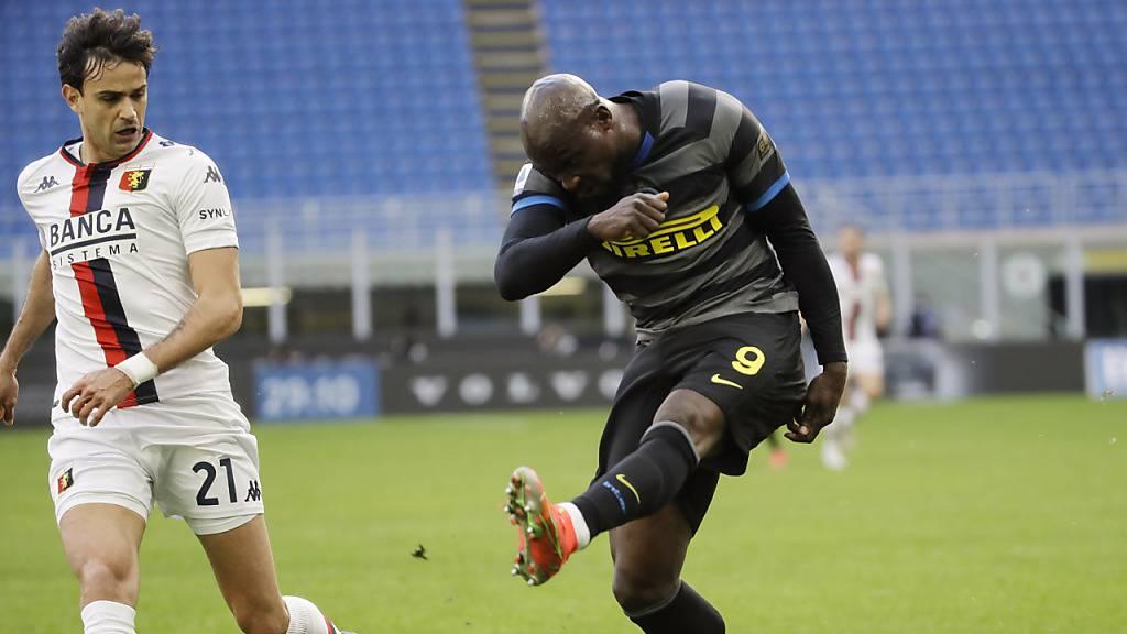 Inter Mailand siegt dank Lukaku