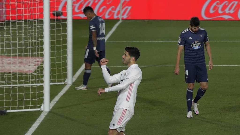 Real Madrid neuer Leader – zumindest für eine Nacht