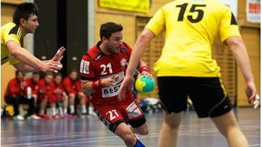 Dani Merz gegen Espoirs