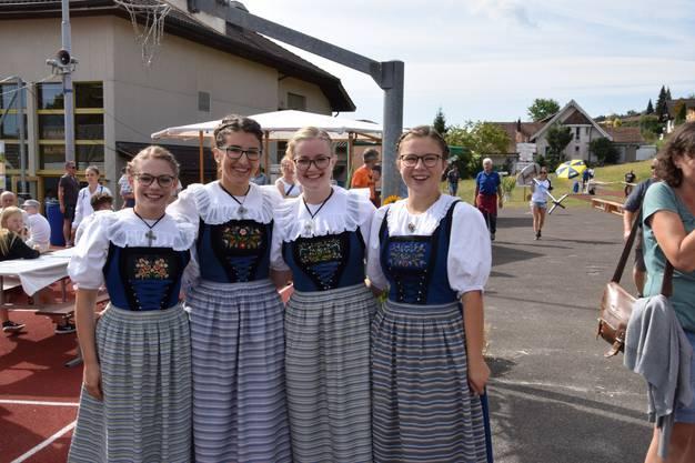 Impressionen vom Aargauer Nationalturntag in Beinwil im Freiamt.