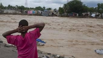 """""""Sandy"""" brachte auch in Haiti Tod und Verwüstung (Archiv)"""