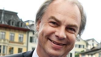 «Ich bin jetzt nicht mehr Politiker, sondern für die ZKB mitverantwortlich», sagt Roger Liebi.