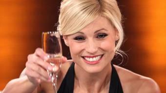 Michelle Hunziker wird weiterhin im ZDF zu sehen sein. (Archiv)