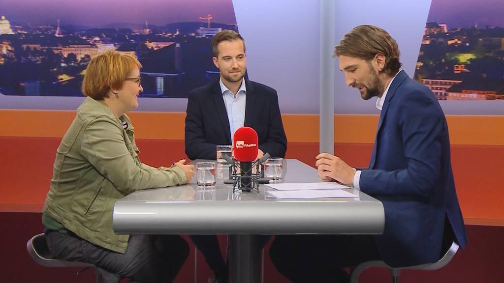 Wahlkampf-Analyse mit den Berner Parteispitzen: Grüne & BDP