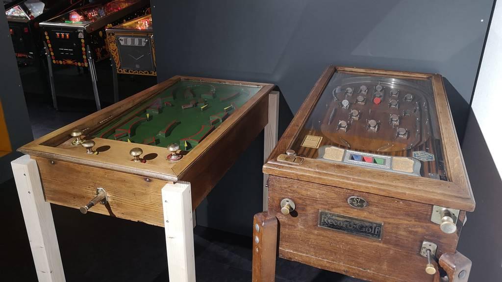Blick ins erste Spielmuseum der Zentralschweiz