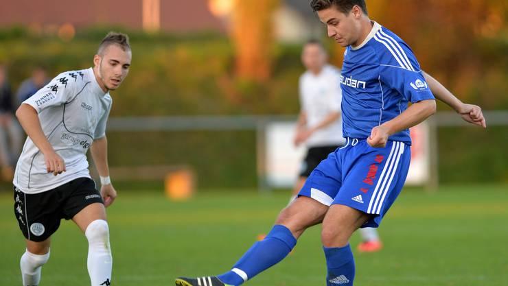 Daniel Widmann und der FC Subingen verlieren seit über einem Jahr mal wieder.