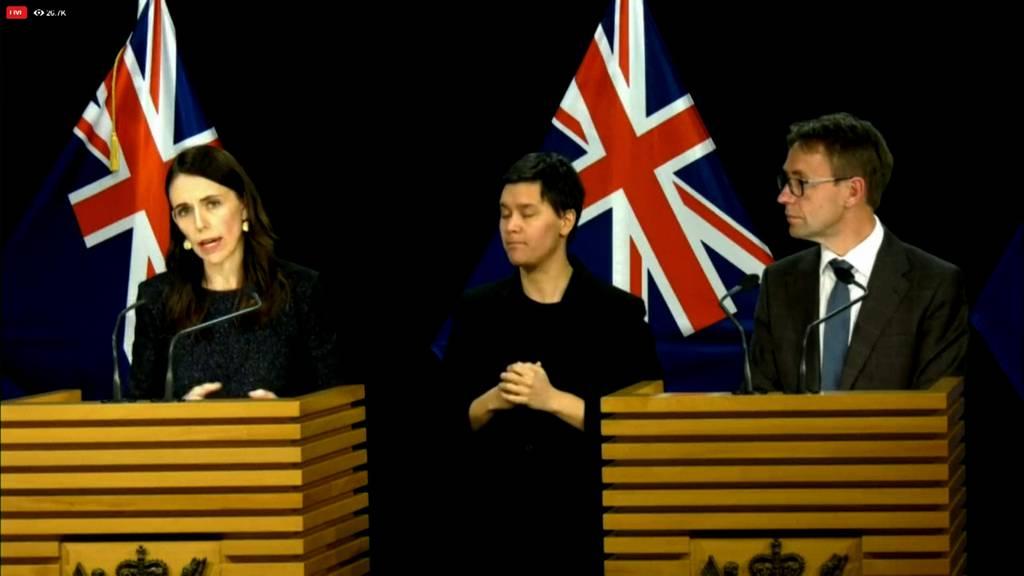 102 Tage virus-frei: Jetzt meldet Neuseeland vier Neuinfektionen