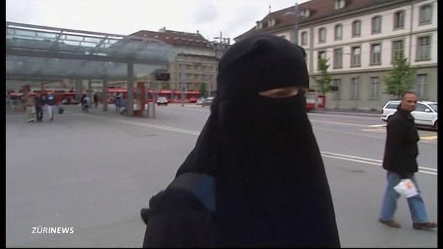 Bundesrat ist gegen ein striktes Burkaverbot