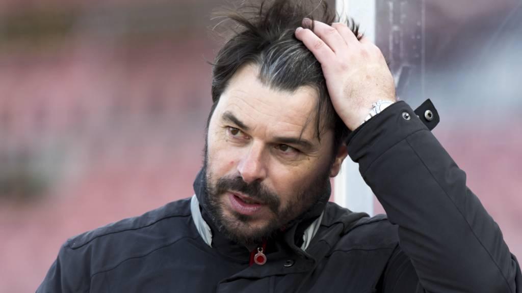 Drei Mal rot: FC Wil verliert gegen das Schlusslicht