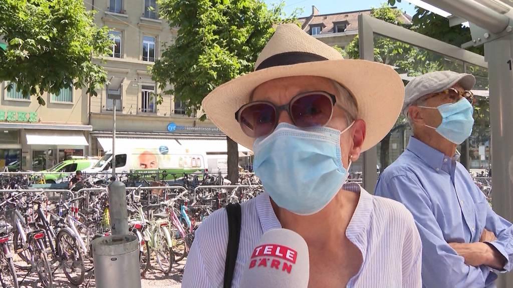 Soll der Kanton Schutzmasken gratis abgeben?
