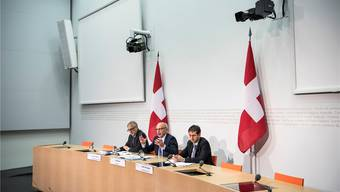 Die Welt sei unübersichtlicher geworden, sagt Verteidigungsminister Ueli Maurer.