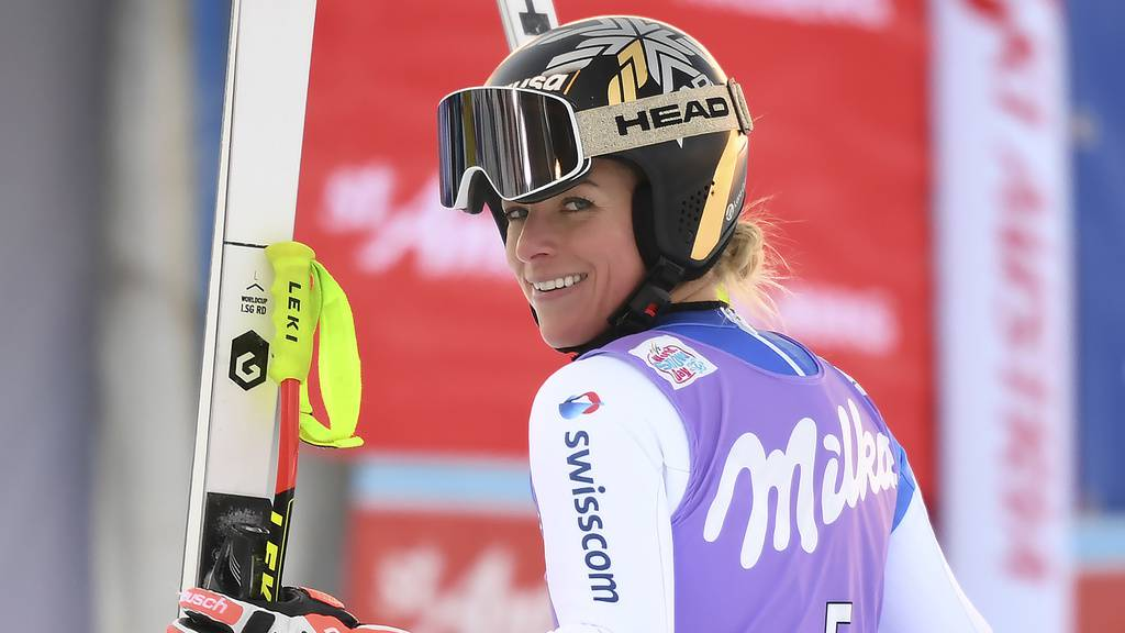 Lara Gut-Behrami gewinnt Super-G – Suter wird Dritte
