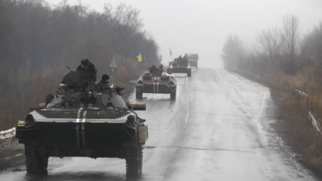 Panzer der ukrainischen Armee (Symbolbild)