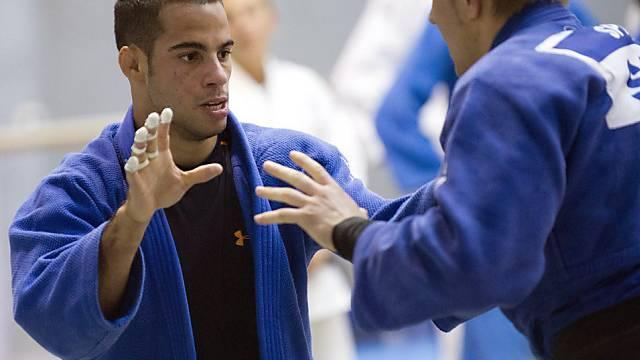 EM-Edelmetall für Judoka Ludovic Chammartin