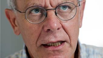 Der forensische Psychiater Josef Sachs.