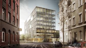 So soll der neue Europa-Hauptsitz der Fossil Group aussehen