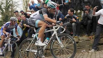 Fabian Cancellara zeigte erneut eine überzeugende Vorstellung