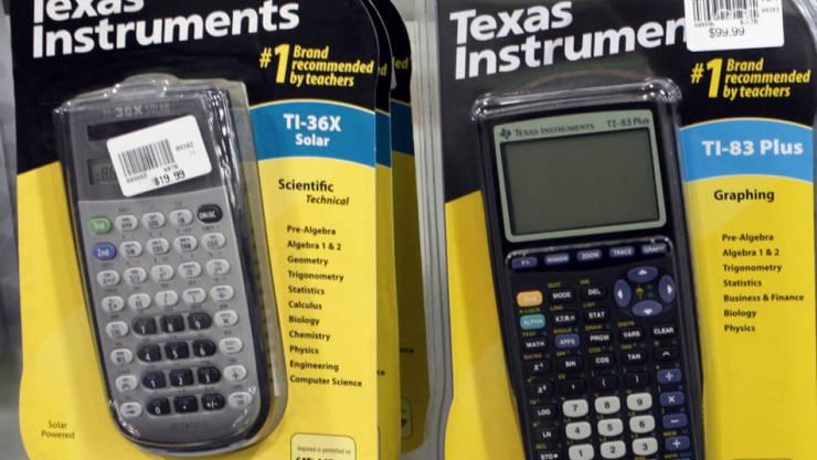 Aufgrund seiner breiten Aufstellung gilt der US-Chipkonzern Texas Instruments als Gradmesser für den Zustand der Elektroindustrie. (Symbolbild)
