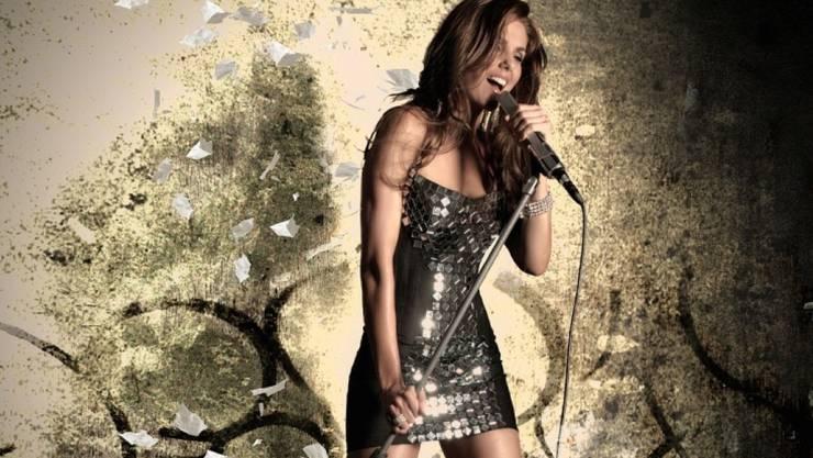 Als Sängerin macht Paloma Würth derzeit Pause - sie ist im Mutterschaftsurlaub (zVg).